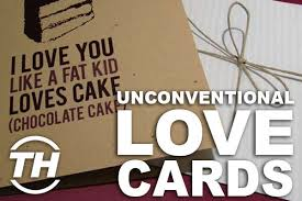 cool valentines cards unconventional cards cool cards