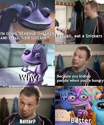 Eat A Snickers Meme - randall boggs snickers meme by toxic dolls on deviantart