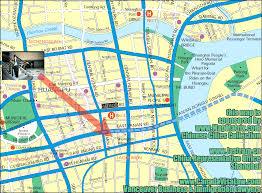 Shanghai Metro Map In Chinese by City Maps Stadskartor Och Turistkartor China Japan Etc Travel