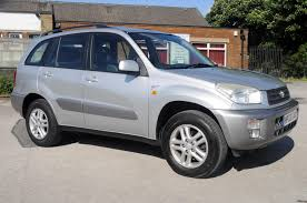 used toyota rav4 gx for sale motors co uk