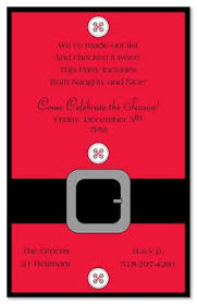 Christmas Party Invitations Pinterest - christmas party invitation adrian walsh illustrations