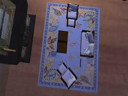 Beach Themed Area Rugs Second Life Marketplace Gorgeous Beach Themed Area Rug With