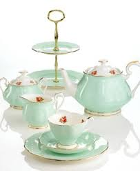 tea set royal albert country roses polka tea set for one