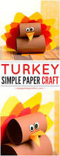 33 Easy Thanksgiving Crafts For Kids Thanksgiving Diy Ideas For Simple Paper Turkey Craft Easy Peasy And Fun