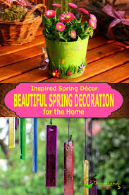 inspired spring decor beautiful spring decorations for the home