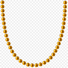 gold bead pendant necklace images Earring necklace jewellery bead pendant gold beads png clip art jpg