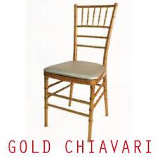 Gold Chiavari Chair Chair Hire Manchester Event Hire