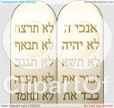 ten commandments tablets template virtren com