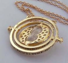 harry potter time necklace images Harry potter time turner necklace steampunk hourglass jewelry jpg