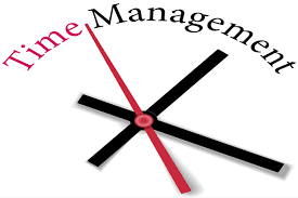 time management worksheets and templates