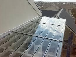 Glass Pergola Roof by Wehmeyer Manufacturing Pergolas