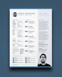Template Resume Design Simple Ideas Free Resume Design Templates Excellent 30 Beautiful