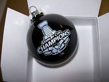 penguins 2016 stanley cup chions ornament ebay