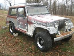 1967 jeep commando development of the 1967 jeepster commando it s a jeep thing