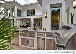 design an outdoor kitchen 15 awesome contemporary outdoor kitchen designs home design lover
