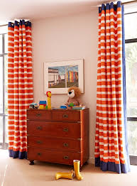 Curtains For Boys Room Gives Me An Idea For Curtains Sew A Border Across Top And Sides