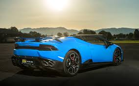 cars lamborghini blue 2017 o ct tuning lamborghini huracan serious wheels