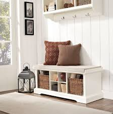 Front Door Storage by Storage Entryway Bench And Storage Home Decorating Ideas Cus