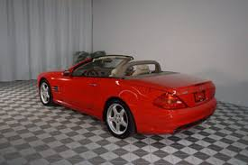 mercedes of novi michigan 2003 used mercedes sl class sl500 2dr roadster 5 0l at kip