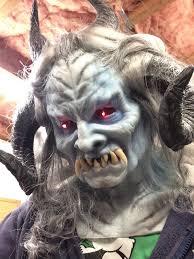 Krampus Costume 12 Masks Of Halloween 7 Ice Lord Krampus