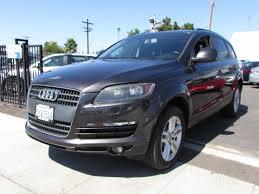 Audi Q7 2007 - audi q7s for sale in san diego ca 92115