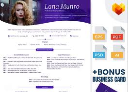 Simple One Page Resume Template One Page Resume Template Free Amethyst Purple Wolverine Resume