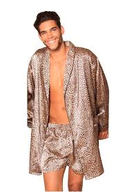 robe de chambre coton homme peignoir homme mode pour l homme moderne chez lui