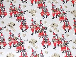 christmas wrap paper vintage christmas wrapping paper collection on ebay
