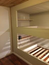 Wood To Make Bunk Beds by Best 25 Bunk Rooms Ideas On Pinterest Bunk Bed Rooms White