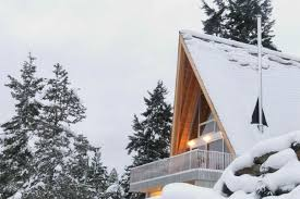 a frame style house new a frame in whistler gives a fresh take on a classic style