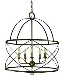 Nantucket Ceiling Light Framburg 4415 Nantucket 22 Inch Wide 5 Light Large Pendant