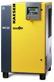 kaeser kompressor sk 22t 11 mit steuerung sigma control basic