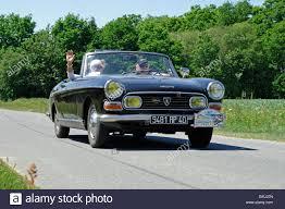classic peugeot peugeot 404 cabriolet 1967 in the tour de bretagne classic car