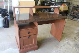 Wood Reception Desk Reclaimed Barn Wood Reception Desk Redo Welcome To The Woods