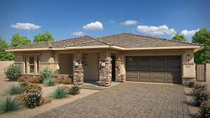 Desert Home Plans Agave Plan 5551 The Preserve At Adora Trails Maracay Homes