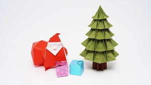origami christmas tree v2 jo nakashima