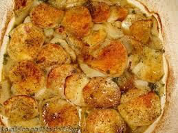 cuisine de fete la cuisine en fête de sakya pomme de terre boulangère
