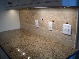 kitchen backsplash ideas for dark cabinets home depot backsplash