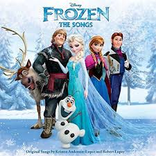 disney frozen songs soundtrack cd walmart