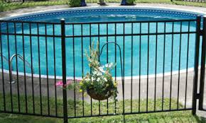 afsco fence deck aluminum fence pool fencing clifton park