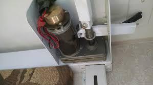 happijac bed electric bed lift noise failure toyhauler rv talk dumont