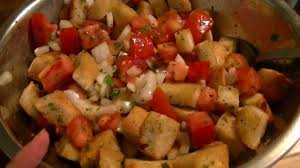 panzanella salad youtube