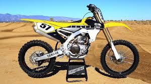 motocross bike images 2016 yamaha yz450f the 16s dirt bike magazine youtube