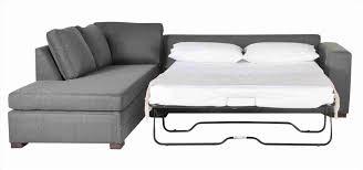 modern sofa bed affordable baxton studio keeney dark gray linen