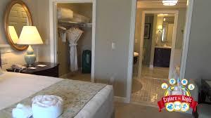 grand floridian 2 bedroom villa floor plan two bedroom villa the