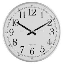 Silent Wall Clock Types Of Wall Clocks