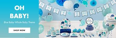 baby shower kits baby shower themes baby shower tableware party city