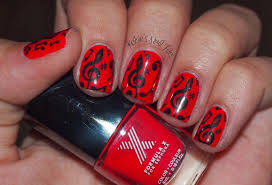 music note nails youtube 25 best ideas about music nail art on