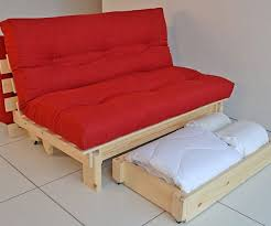 inspiring sofa couch bed poling homes futon nz 71tk3c queen size