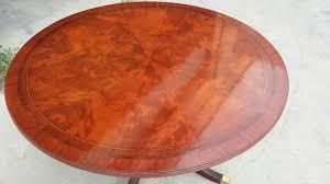 round table hayward ca bernhardt wood round table furniture in hayward ca